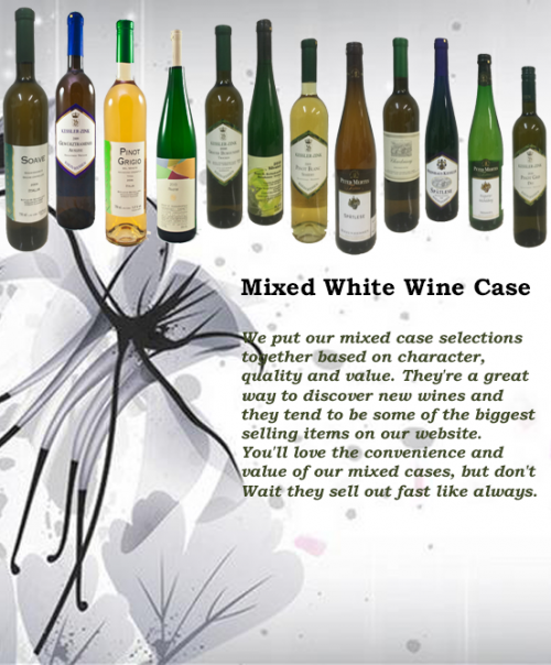 Mixed White wine